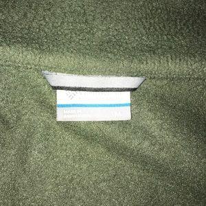 Columbia Jackets & Coats - Forest green Men's Mountain Fleece Columbia Vest